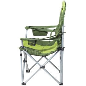 CAMPZ Deluxe Arm Chair grün